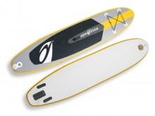 All-In Sport: Populaire SUP met verbeterde stijfheid. Het Aqua Design SUP wordt geleverd met draagtas, pomp, reparatie kit en verwisselbare US vak met ...