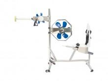 All-In Sport: Het multi-platform voor fitnesstraining en voor de revalidatie van de bovenste extremiteiten na operaties of blessures. Met dit apparaat ...