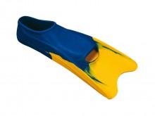 All-In Sport: Van rubber met verstrekte randen aan de vliesbladen – optimaal voor de zwemtraining. Levering per paar.