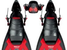 All-In Sport: Neuartige Kunststoff-Schwimmflosse mit verstellbarem Fußschlupf. Ideal für Trainingsgruppen. Die Flossen können jedem Fuß ideal angepasst...