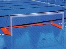 All-In Sport: Vrijdrijvend, inklapbaar, van aluminium profiel. Volgens internationaal voorschrift (binnenmaat 300 x 90 cm). Stabiele constructie, snell...