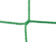 All-In Sport: 300 x 100 cm volgens voorschrift, van polyrthyleen 3 mm, groen. Geschikt voor de waterpolodoelen W7651 en W7652.