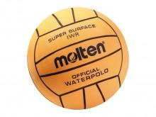 All-In Sport: Supergrip kwaliteit, rubber wedstrijdbal, 18-delig met nylon karkasopbouw op butyl-binnenbal, afmeting en gewicht volgens voorschrift.