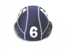 All-In Sport: De genummerde wedstrijdcaps zijn van 100% polyestermateriaal. Ze zijn 3-delig met aan de achterzijde een elastieken band voor perfecte pa...