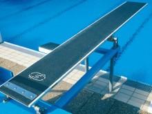 All-In Sport: Das Original HSP-Wassersprungbrett ist ein hochelastisches Sprungbrett für den Bereich Wassersport.<br /><br />Springen, Eintauchen und d...