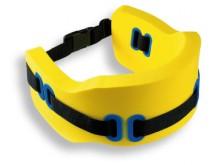 All-In Sport: Drijfvermogen riem gemaakt van kwalitatief hoogwaardige PE schuim. Comfortabele, brede singelbanden met patent sluiting.  De gordel uitga...