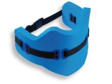 All-In Sport: Auftriebsgürtel aus hochwertigem PE-Schaumstoff. Hautsympathisch, breites Gurtband mit Patentverschluss. <br />Die Gurtausgänge sind vers...
