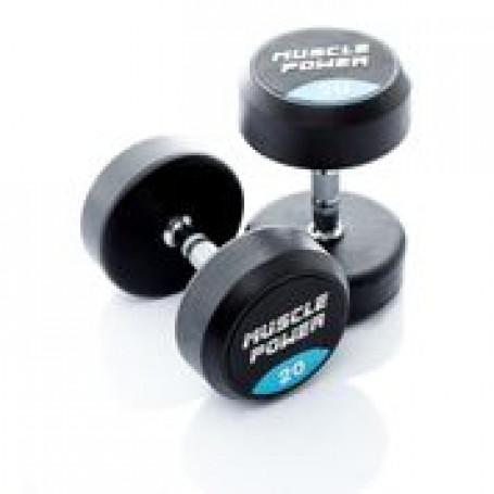 Ronde Dumbbell set 12 - 20 kg