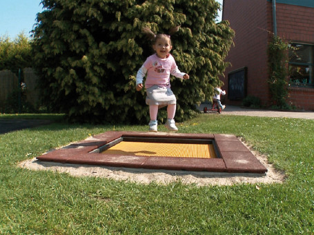 Eurotramp® Kids Tramp KINDERGARTEN
