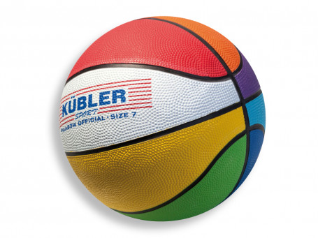 Basketballen Kübler Sport® RAINBOW