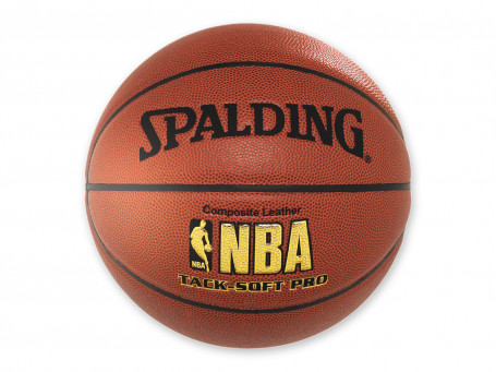Basketbal Spalding® NBA TACKSOFT, maat 6