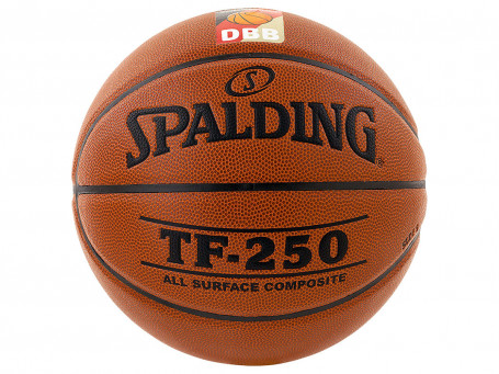 Basketbal Spalding® TF250 DBB
