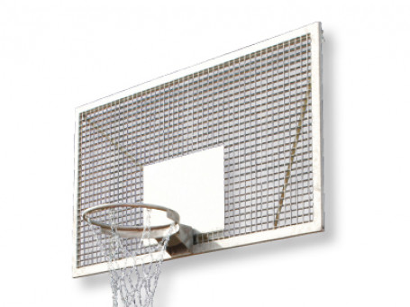 Basketbalbord SILENT 120 x 90 cm