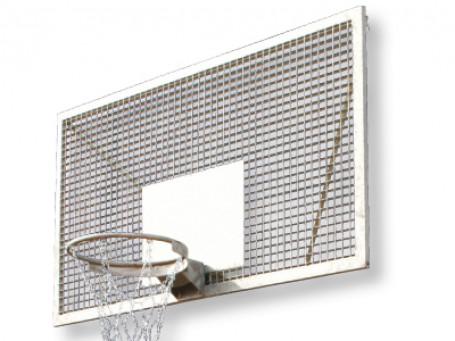 Basketbalbord SILENT 180 x 105 cm