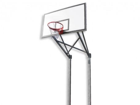 Basketbalmasten Dubbel