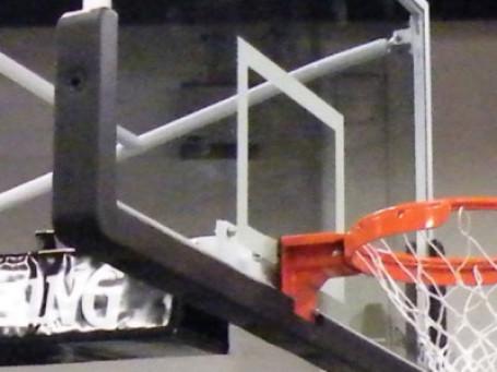 Basketbalbord-polstering ROBUUST 180 voor 55 mm borden