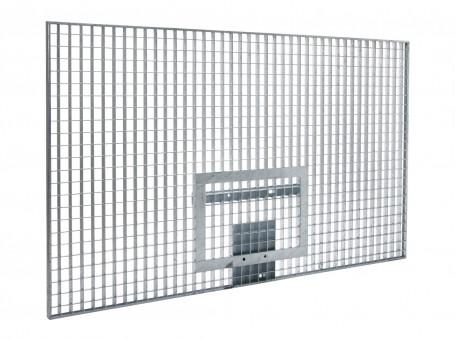 Basketbalbord SILENCIUM 120 x 90 cm