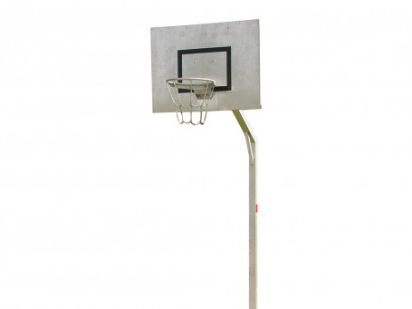 Basketbalmast ROBUUST 125 cm overhang