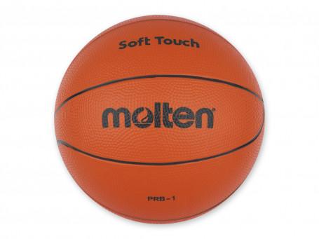 Basketbal Molten® SOFT TOUCH Ø 21 cm, gewicht 280 gram