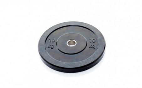 Ol Zwarte Bumper Plate 10 kg