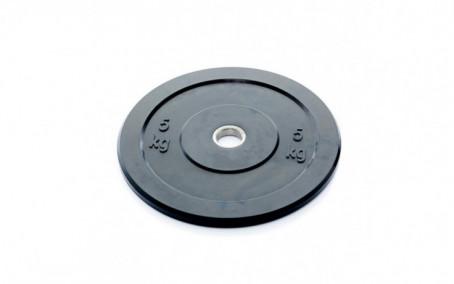 Ol Zwarte Bumper Plate 5 kg