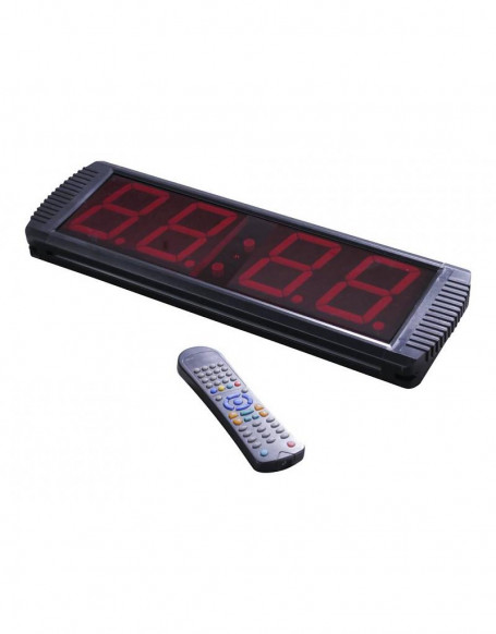 Timer 4-digit inclusief afstandbediening