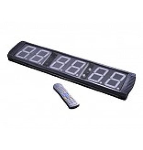 Timer 6-digit inclusief afstandbediening