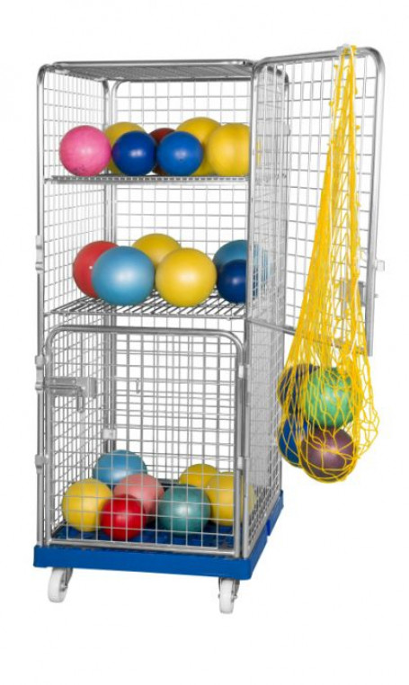 Balltransporter Rollbox Premium