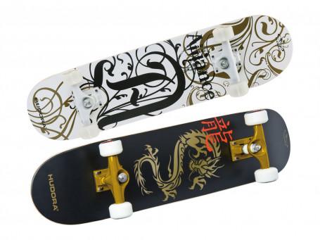 Skateboard SKILL met kogellagers ABEC 7