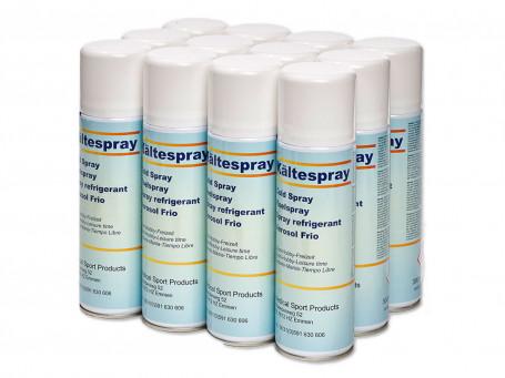 Cool-Spray set van 12 stuks