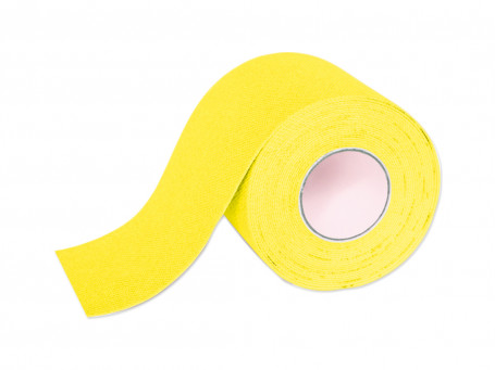 Tape K-Active Elite 5 meter x 5 cm geel
