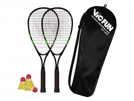 Badmintonset Vicfun® 100