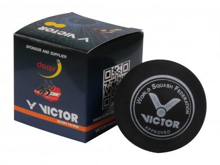 Squashbal Victor® dubbel geel = super langzaam