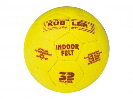Zaalvoetballen Kübler Sport® INDOOR VILT