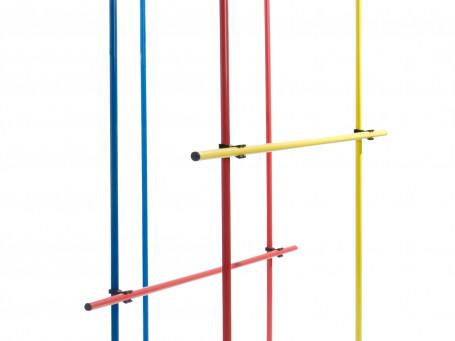 Turnstok kunststof 155 cm