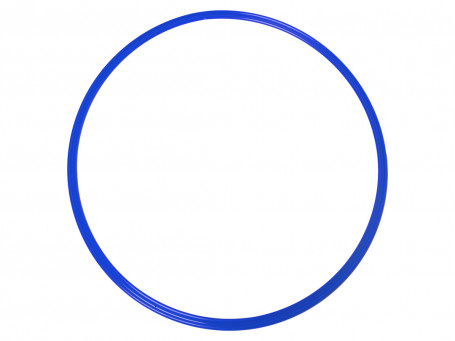 Hoepel / Coördinatiering Ø 50 cm blauw
