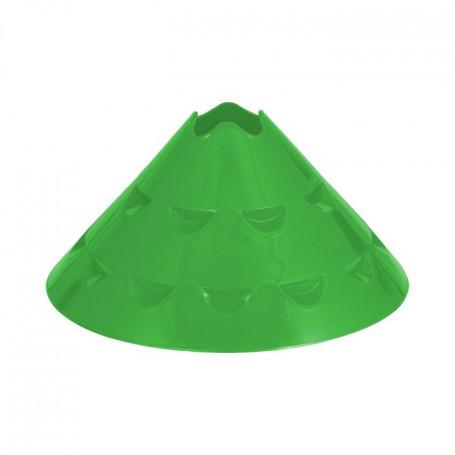 Markeringshoedjes LARGE CROSS set van 10 stuks groen
