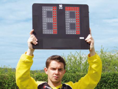 Wisselbord Elektronisch DELTA F 2002