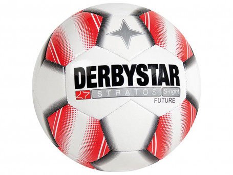 Voetbal Derbystar® STRATOS S-LIGHT FUTURE maat 5