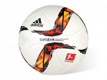 Voetbal Adidas® TORFABRIK 2015/216 OMB mt. 5