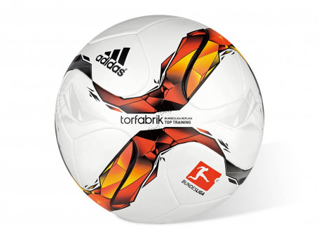 Voetbal Adidas® TORFABRIK TOP TRAINING mt. 5