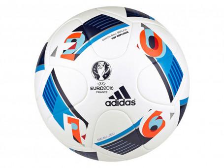 Voetbal Adidas® Beau Jeu UEFA EURO 2016 Top Replique