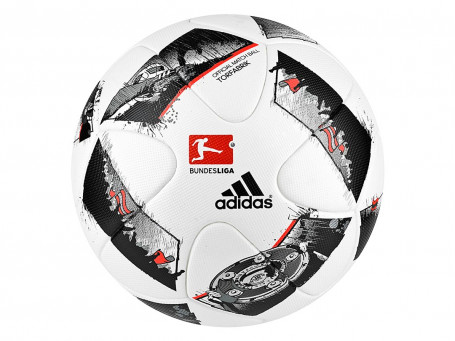 Voetbal Adidas® TORFABRIK OMB (Official Match Ball)