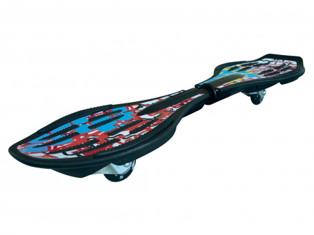 Waveboard The Wave - Quake Red