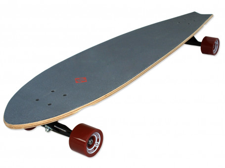 "Longboard Fishtail 42"" - Line up"