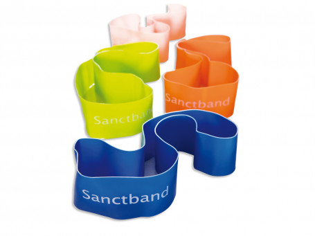 Sanctband Loop Maxi extra licht, perzik