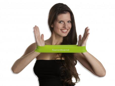 Sanctband Loop Maxi middel, groen