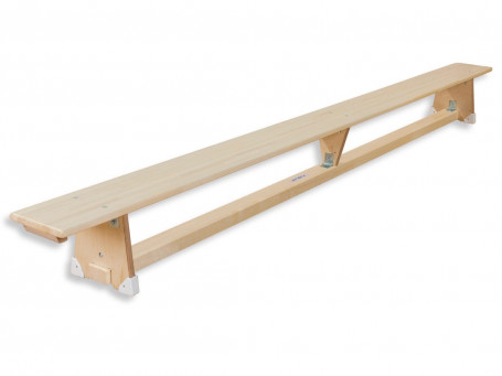 Gymnastiekbanken hout