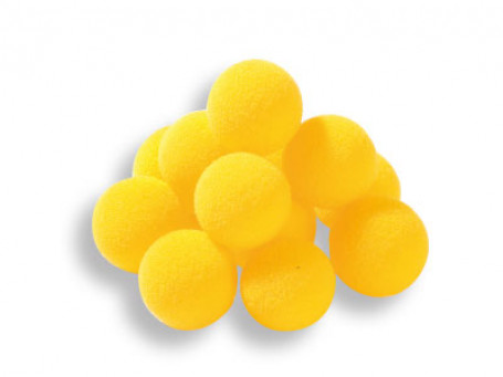 Tafeltennisballen foam SOFT Ø 4 cm, 2 gram. Set van 12 stuks