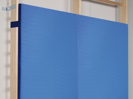 Stoot- & turnmat Kübler Sport® blauw